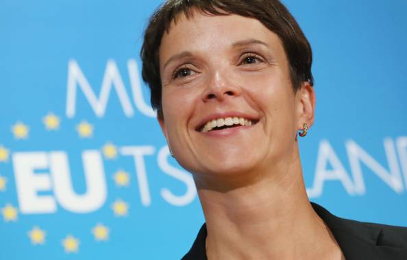 Frauke Petry (Sean Gallup/Getty Images)