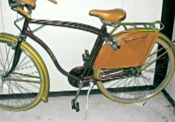 Garlasco, la bicicletta nera (foto dal web)