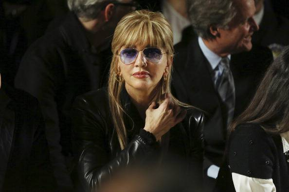 Milly Carlucci (Ernesto Ruscio/Getty Images)