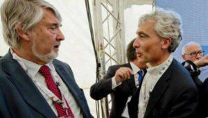Il ministro Poletti e Tito Boeri (Web)
