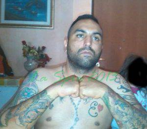 Roberto Spada, uno degli esponenti di spicco del Clan Spada (Web)