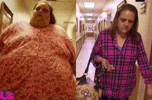 Susan prima e dopo (foto dal web)