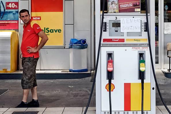 Pompa di benzina (Milos Bicanski/Getty Images)
