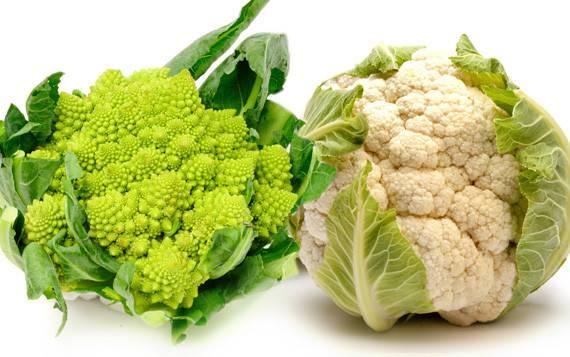 Broccolo e cavolfiore fonte websource