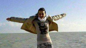 Doina Matei (Foto profilo Facebook)