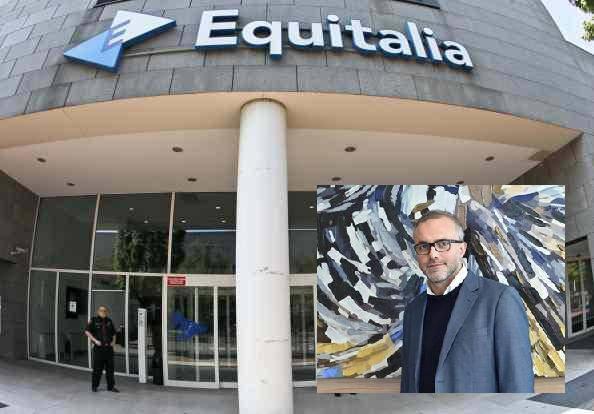 Equitalia e l'ad Ruffini (foto dal web)