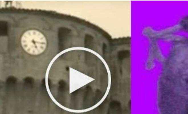 Fantasma a Ravenna fonte youtube