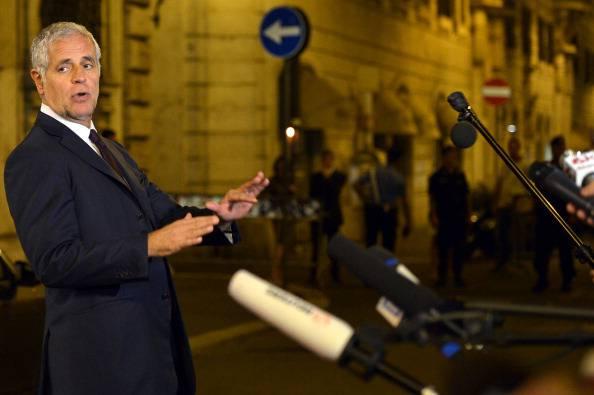 Roberto Formigoni (GABRIEL BOUYS/AFP/Getty Images)