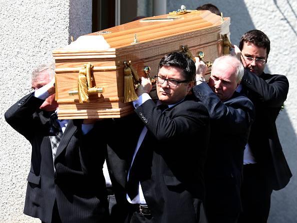 Funerali (repertorio, Andrew Milligan - WPA Pool/Getty Images)