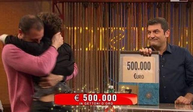 Clamorosa beffa per chi vince soldi in tv