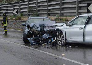 Incidente Frontale (foto dal web)