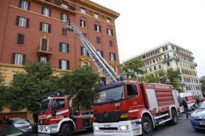 La casa di Pino Daniele protagonista dell'incendio (Web)