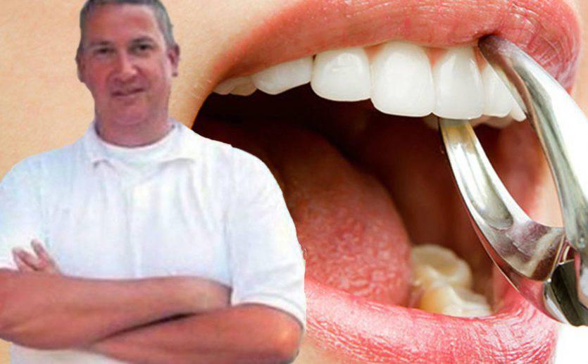 Dentista dell'orrore fonte websource