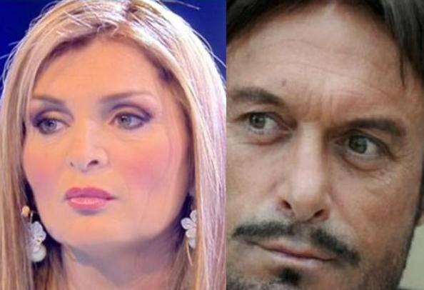Rita Bonaccorso e Totò Schillaci (foto dal web)