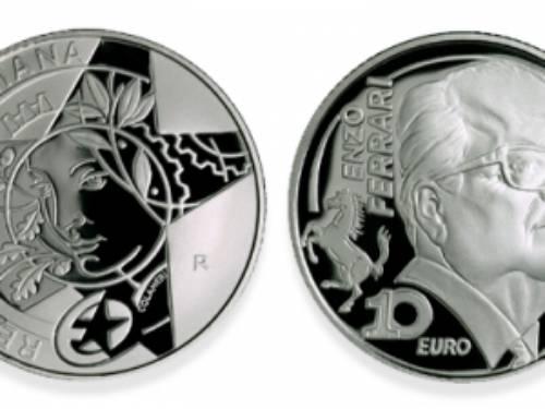 Monete 10 euro  fonte websource