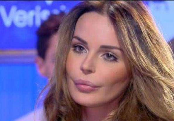 Nina Moric (ritaglio Youtube)