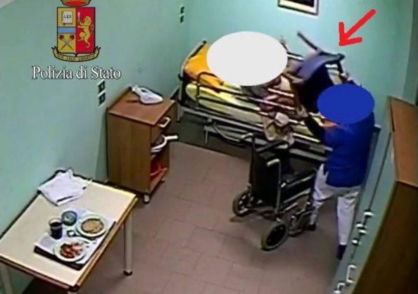 Milano, malati psichiatrici picchiati e umiliati in casa di cura
