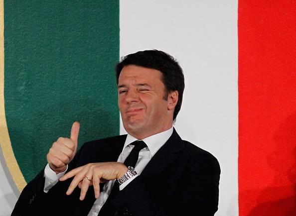 Matteo Renzi (Paolo Bruno/Getty Images)