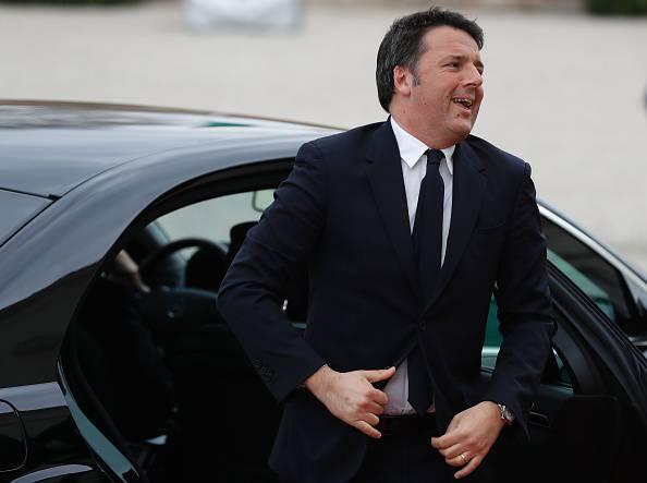 Matteo Renzi (Odd Andersen/Getty Images)