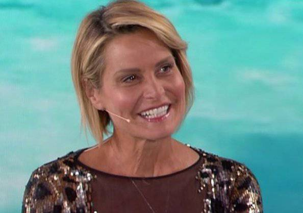 Simona Ventura (ritaglio video)