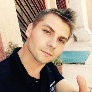 Igor Diana, il figlio che potrebbe essere implicato nell'omicidio dei genitori (Facebook)