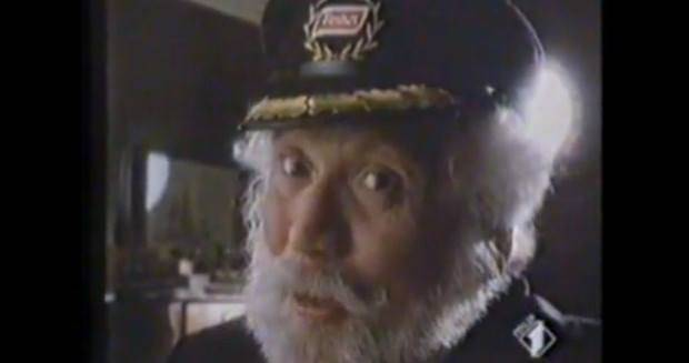 """Ecco com'è ridotto Capitan Findus: """"Colpa dei rom"""""""