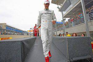 Michael Schumacher (Photo by Rainer W. Schlegelmilch/Rainer W. Schlegelmilch)