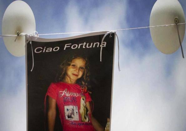 Iniziative per ricordare la piccola Fortuna (foto dal web)