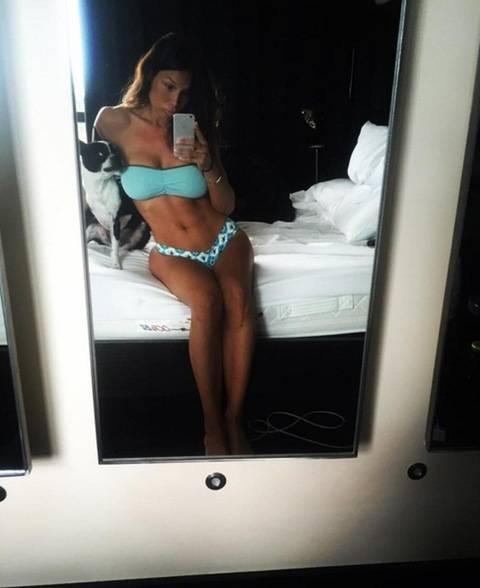 Nicole Minetti fonte Instagram