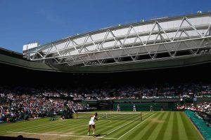 Wimbledon (Photo by Ian Walton/Getty Images)
