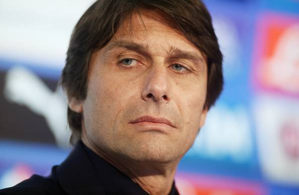 Antonio Conte (Photo by Johannes Simon/Bongarts/Getty Images)