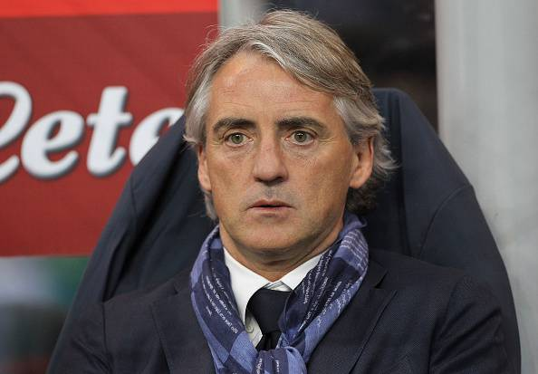 Roberto Mancini (Photo by Marco Luzzani/Getty Images)