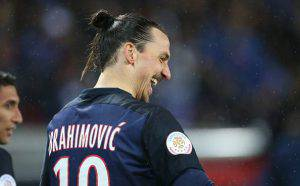 Zlatan Ibrahimovic (Photo by Jean Catuffe/Getty Images)