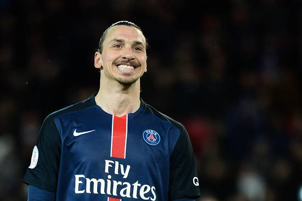Zlatan Ibrahimovic (Photo by Nolwenn Le Gouic/Icon Sport via Getty Images)