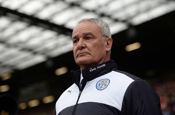 Claudio Ranieri (Photo credit should read OLI SCARFF/AFP/Getty Images)