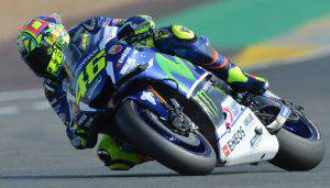 Valentino Rossi (Photo credit should read JEAN-FRANCOIS MONIER/AFP/Getty Images)