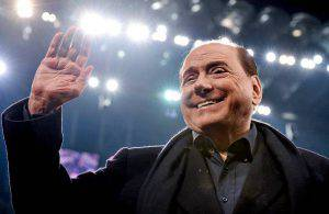 Silvio Berlusconi, (Photo by Pacific Press/Corbis via Getty Images)