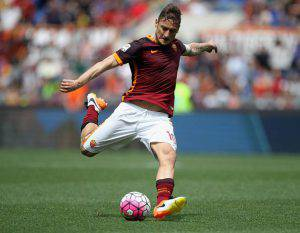 Francesco Totti (Photo by Paolo Bruno/Getty Images)