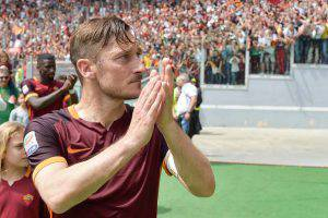 Francesco Totti (Photo by Luciano Rossi/AS Roma via Getty Images)