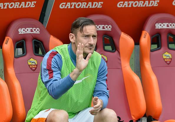 Francesco Totti (Photo by Silvia Lore/NurPhoto via Getty Images)