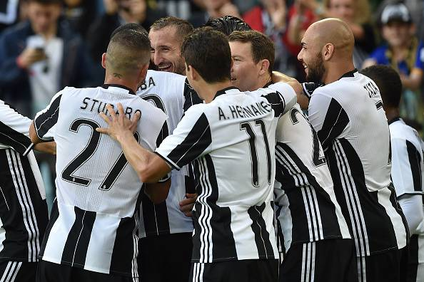 Juventus (Photo by Valerio Pennicino/Getty Images)