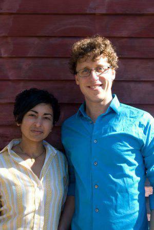 Eric e Sonia (foto da Facebook)