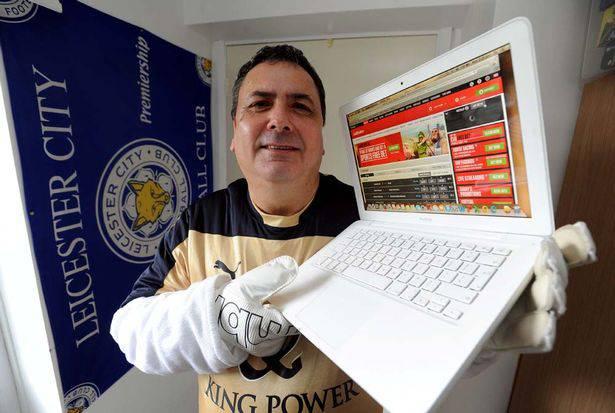 Aveva puntato 25 euro sul Leicester City campione: ecco quanto ha vinto