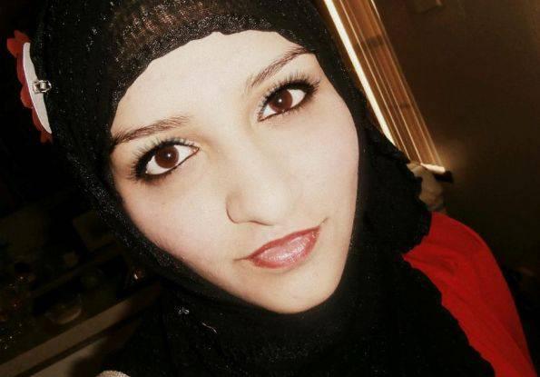 Zahra Haider (foto dal web)