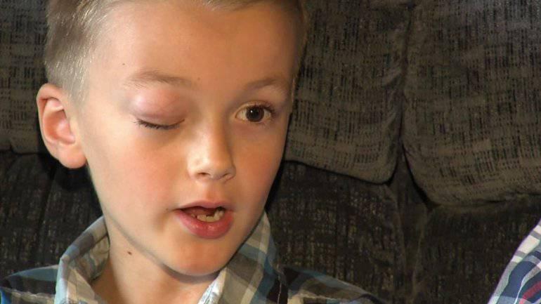 Bimbo aiutava i malati di tumore, ora anche lui sta male