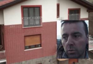 La casa di Elena Ceste e Michele Buoninconti (ritaglio video)