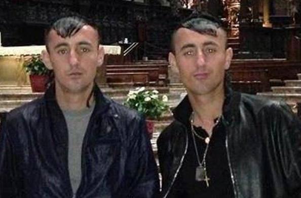 I gemelli Trushi (foto dal web)