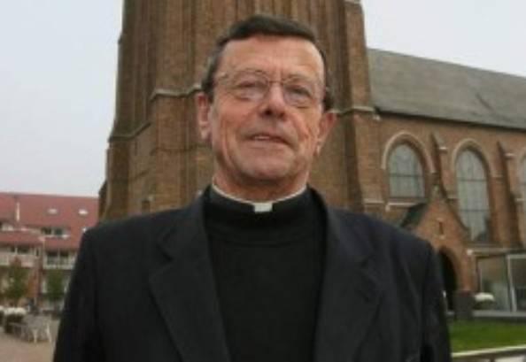 Padre Germain Dochy (foto dal web)