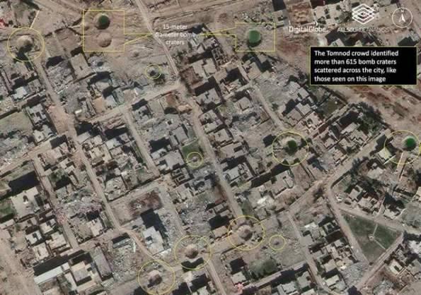 Ramadi ripresa dal satellite (websource)