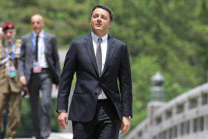 Matteo Renzi (Chung Sung-Jun/Getty Images)